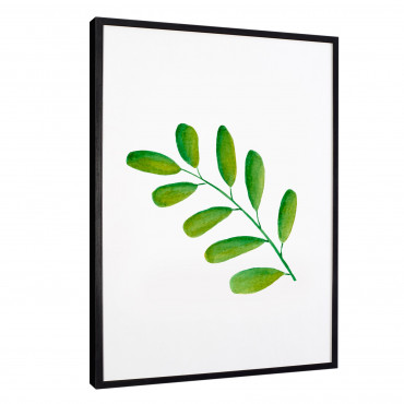 Plakat w ramie Leaves 2