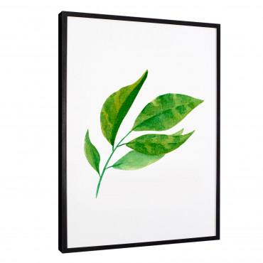 Plakat w ramie Leaves 3