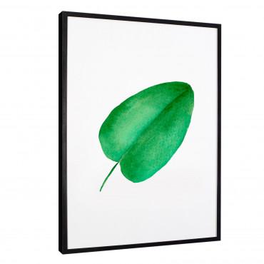 Plakat w ramie Leaves 4