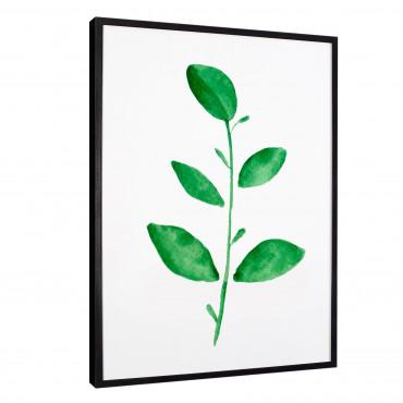 Plakat w ramie Leaves 5