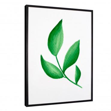 Plakat w ramie Leaves 6