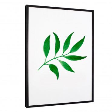 Plakat w ramie Leaves 7