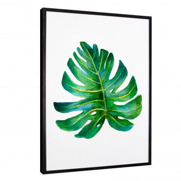 Plakat w ramie Leaves 12