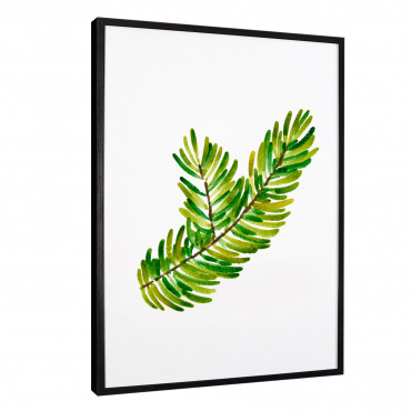 Plakat w ramie Leaves