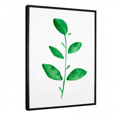 Plakat w ramie Leaves 5