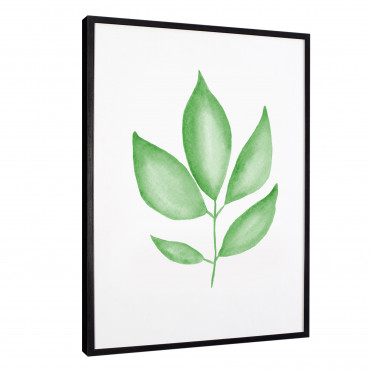 Plakat w ramie Leaves 8